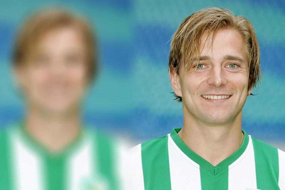 Marcel Rozgonyi, hier im Jahr 2006 im Trikot des FC Sachsen Leipzig, Ist neuer Ortsvorsteher von Mölkau. (Archivbild)