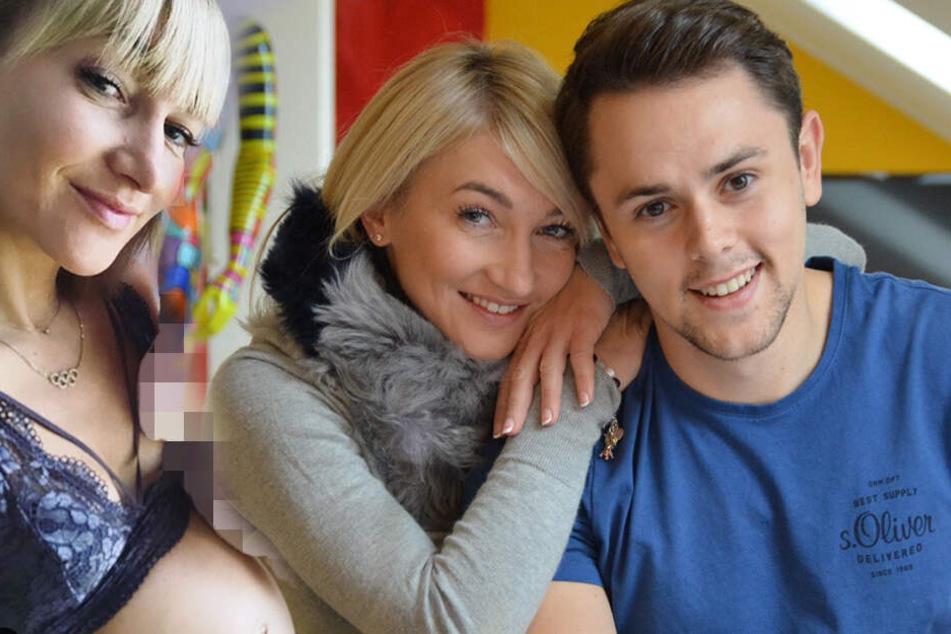 Es wird ein... Aljona Savchenko verrät das Geschlecht ihres Babys