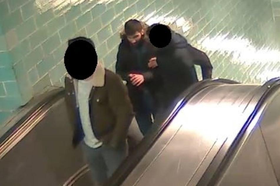 Berliner Polizei fahndet erneut nach U-Bahn-Tretern