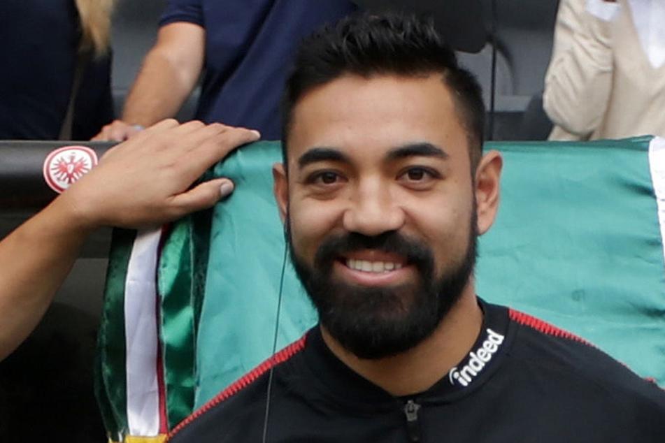 Marco Fabian möchte seinen Bart möglichst bald abrasieren.