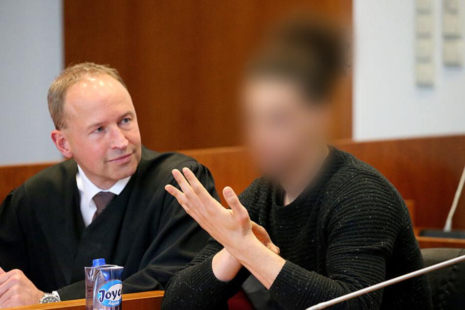 In einem früheren Prozess war der Hauptangeklagte Walid S. freigesprochen worden (Archivbild).