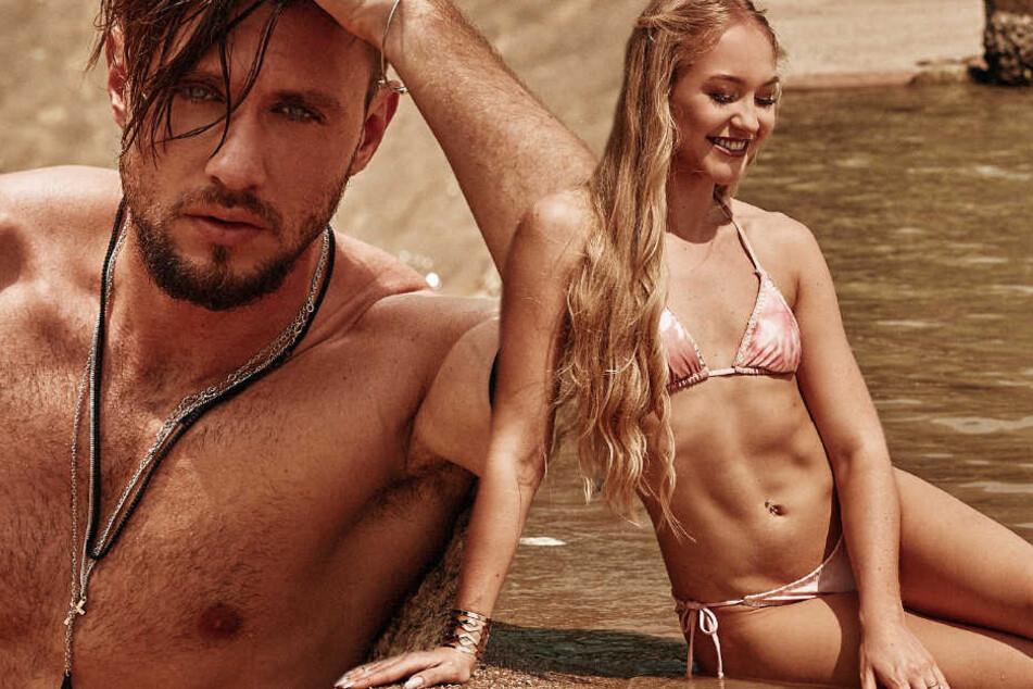 """Heiße Action bei """"Bachelor in Paradise"""": Svenja und Michi gehen auf Tuchfühlung"""