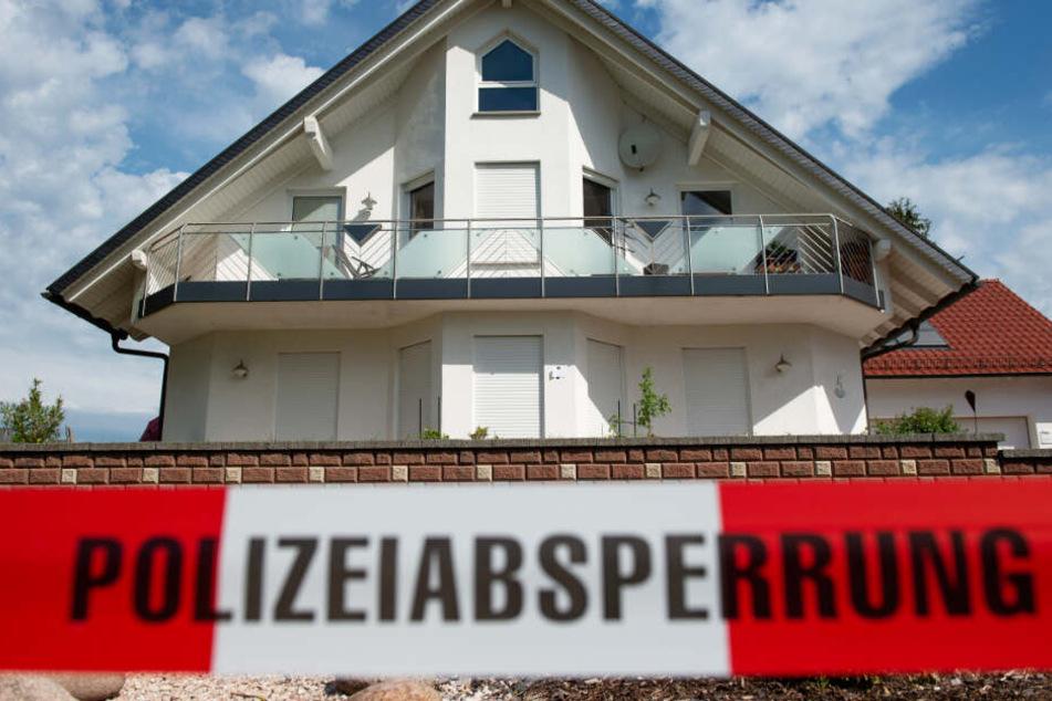 Walter Lübcke war am 2. Juni in seinem Haus im Landkreis Kassel erschossen worden.
