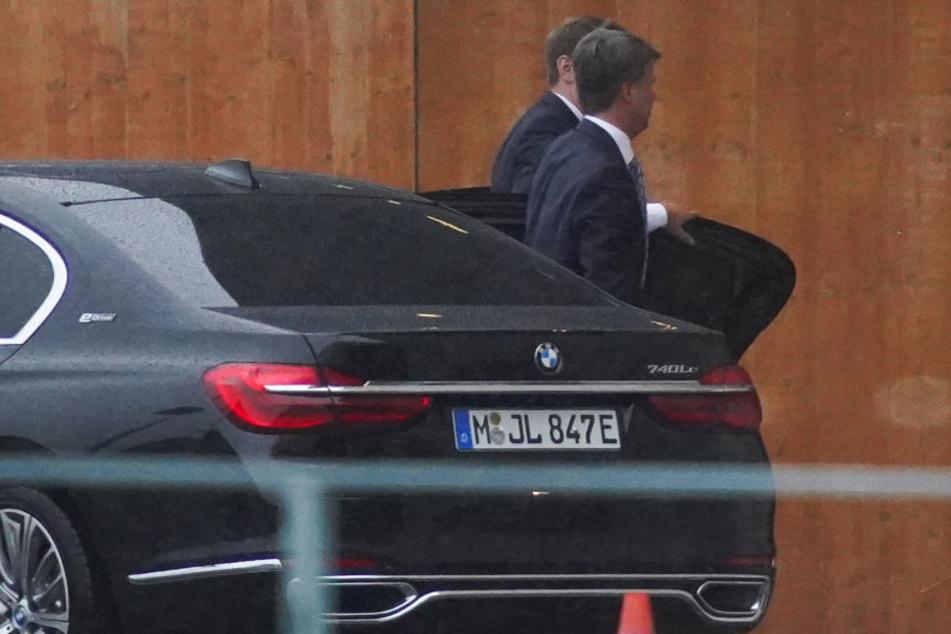 Vertragshändler warnen BMW vor leeren Versprechen bei Dieselgipfel