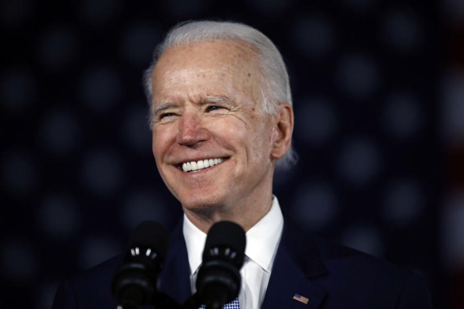 Joe Biden (77). (Archivbild)