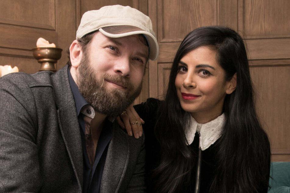 Collien Ulmen-Fernandes und ihr Ehemann Christian Ulmen.