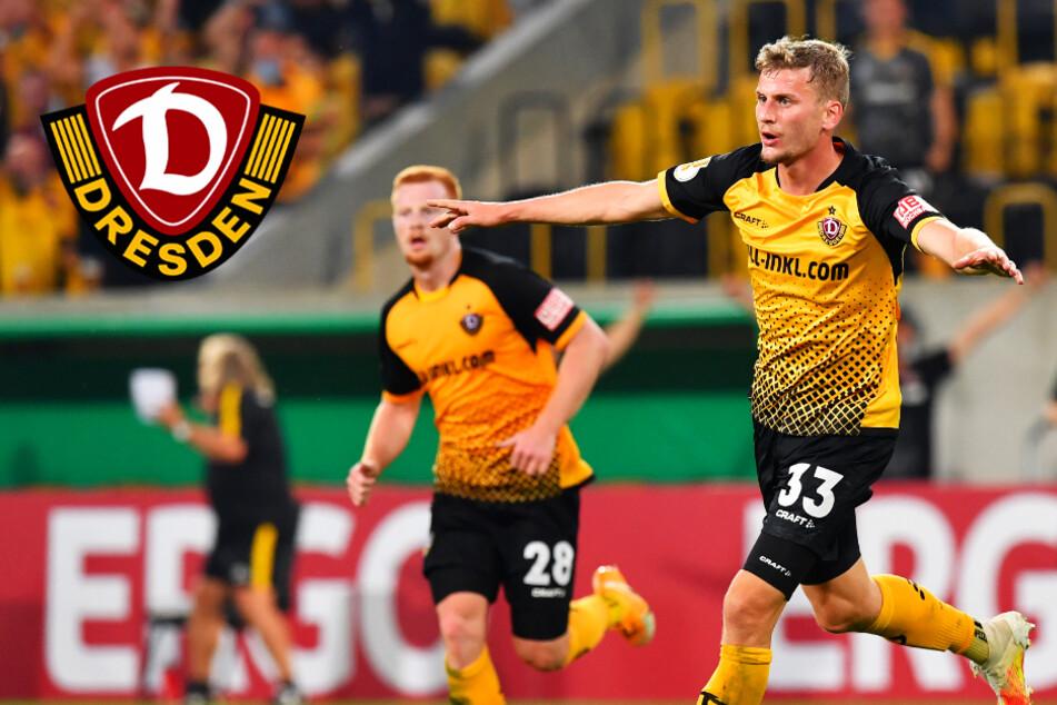 Dynamo-Stürmer Daferner vor Duell mit Ex-Klub TSV 1860: Wenn das Lieblingstier ein Löwe ist...