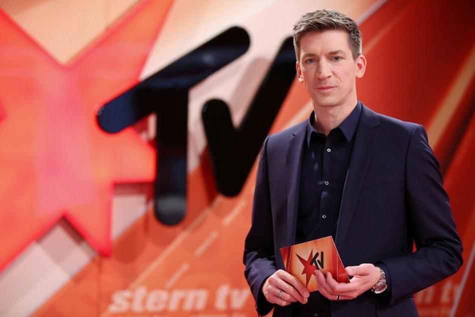 """Steffen Hallaschka moderiert seit 2011 """"stern TV""""."""
