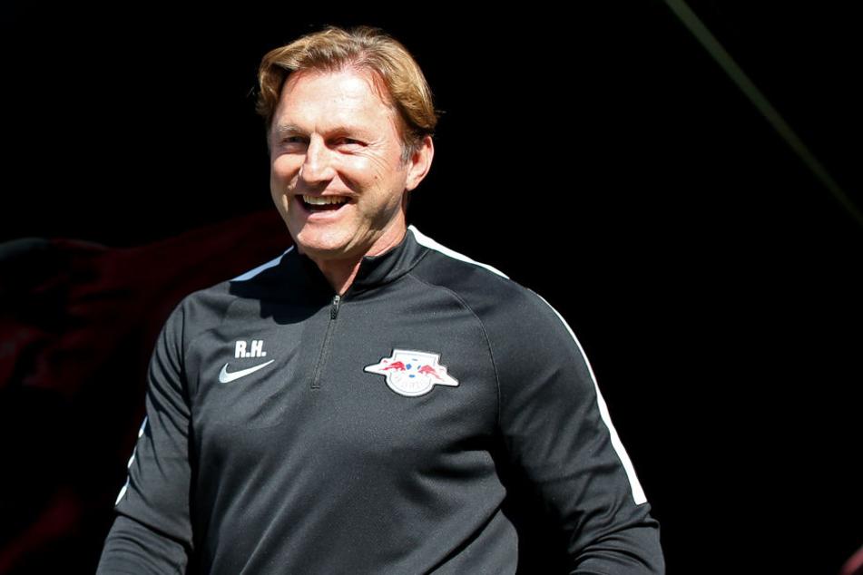 Herzlichen Glückwunsch zum 50., Ralph Hasenhüttl! Der RB-Coach hat auch einen großen Wunsch: Er würde gern Nationaltrainer werden.