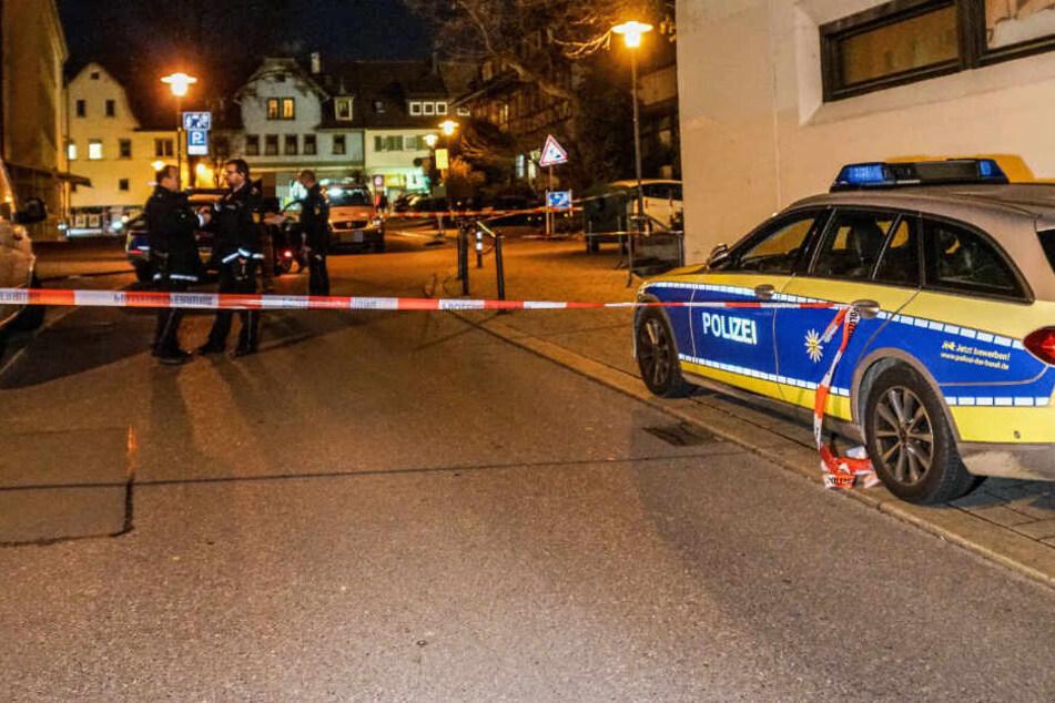 In der Nürtinger Innenstadt kam es offenbar zu einer Auseinandersetzung.