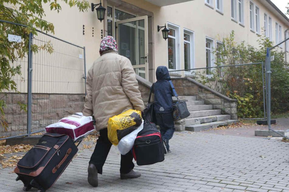 Freiberg will ein Zuzugsverbot für Flüchtlinge bis Ende 2019. (Symbolbild)