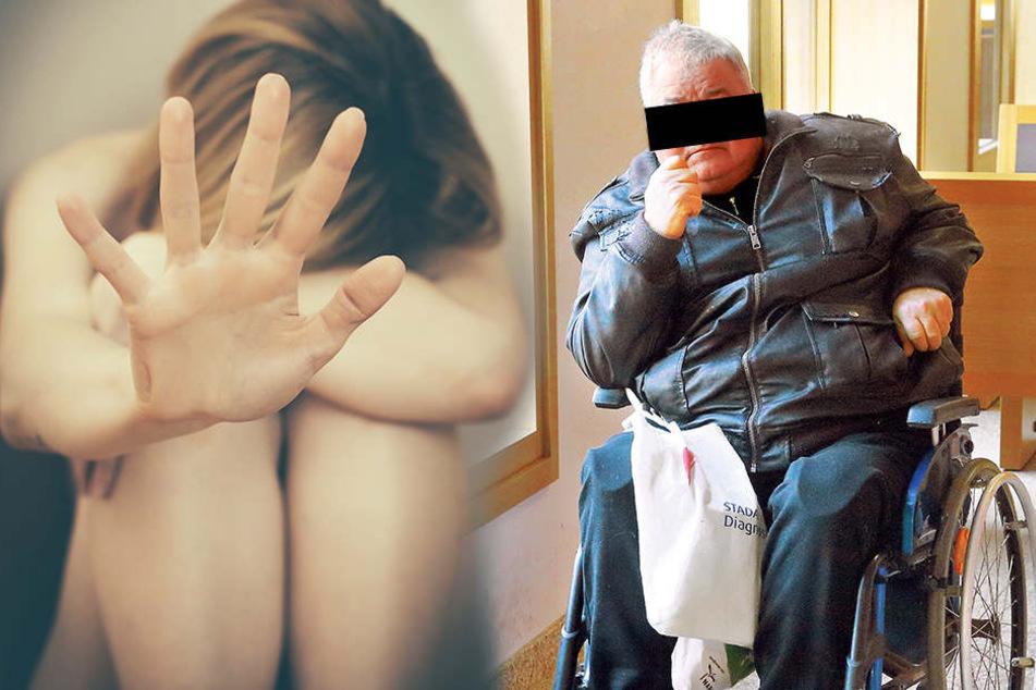 Rollstuhl-Fahrer lockte 12-Jährige in Sexfalle!