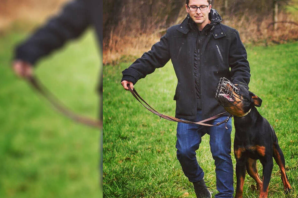 Ignaz von Burnyze gibt Hunden wie Paco bis an ihr Lebensende ein Zuhause.