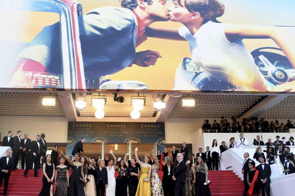 Die 71. Internationalen Filmfestspiele von Cannes finden vom 8. bis 19. Mai statt.