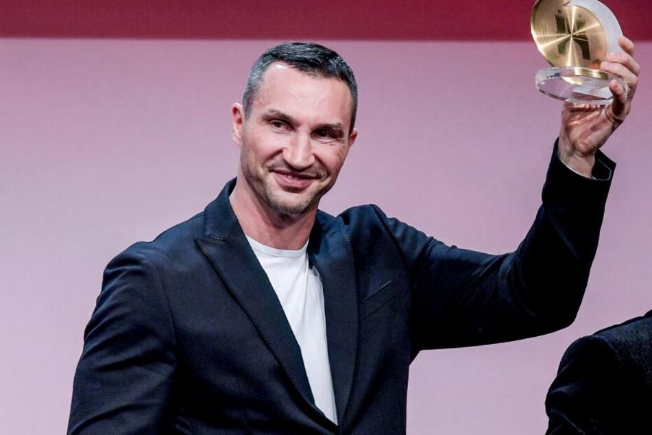 """Wladimir Klitschko: """"Ich habe eine Botschaft für Euch"""""""