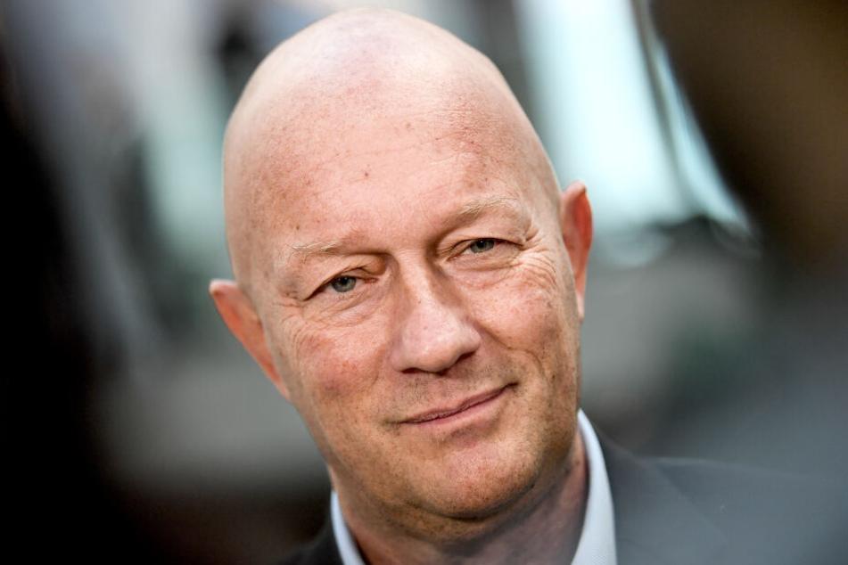 Der Landeschef der Freien Demokraten in Thüringen: Thomas L. Kemmerich.
