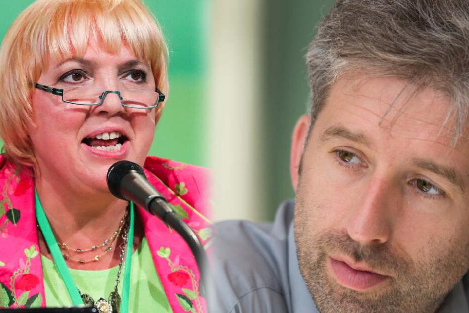 Claudia Roth wirft Boris Palmer wegen Bahn-Kritik Rassismus vor