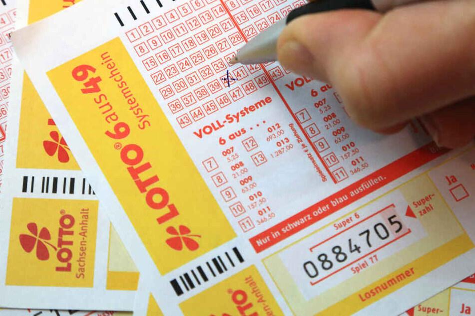 Jackpot! 2,50 Euro eingesetzt und fast 2,4 Millionen Euro gewonnen