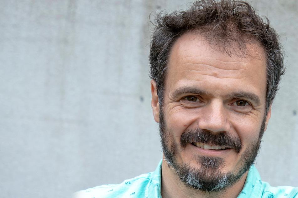 Krimi-Autor Frank Goldammer lädt zur Signierstunde im Dresdner Thalia