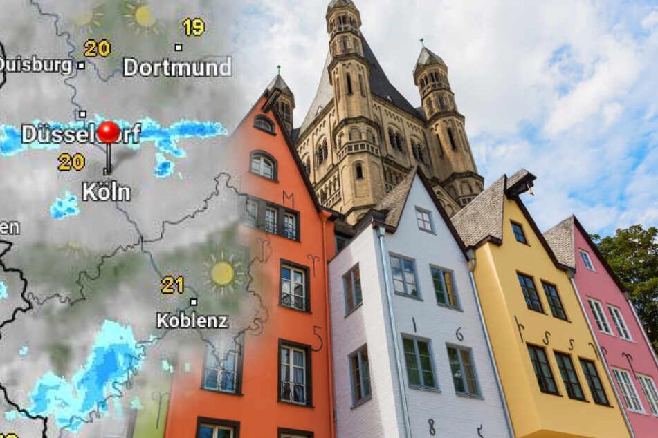 Wow, so warm wird es am Sonntag in NRW!