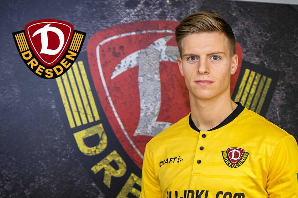 Dynamo Dresden leiht BVB-Youngster aus!