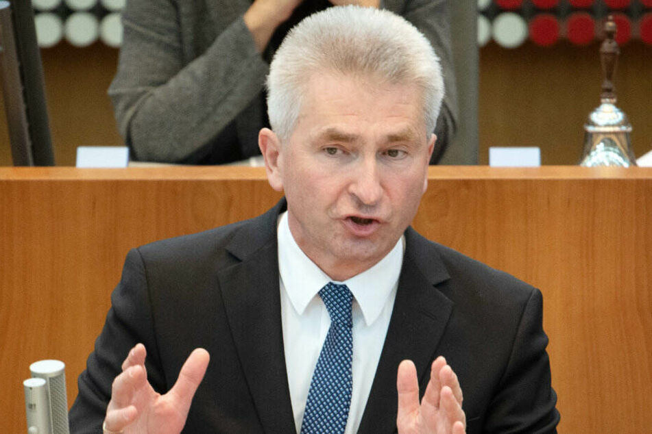 NRW-Wirtschaftsminister Andreas Pinkwart (58).