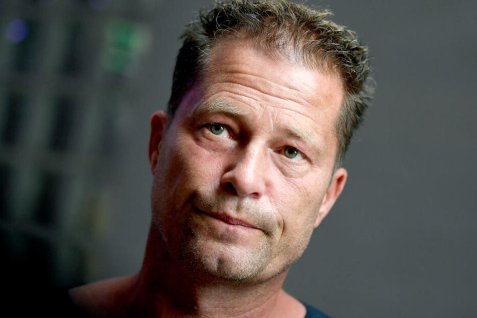 Til Schweiger, der sich als Tatort-Kommissar Nick Tschiller durch Hamburg ballert, war vom jüngsten Hessen-Tatort nicht begeistert.