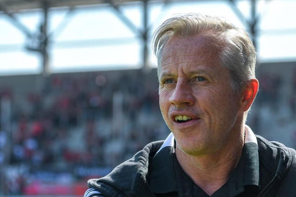 Jens Keller ist nicht mehr Trainer beim FC Ingolstadt.