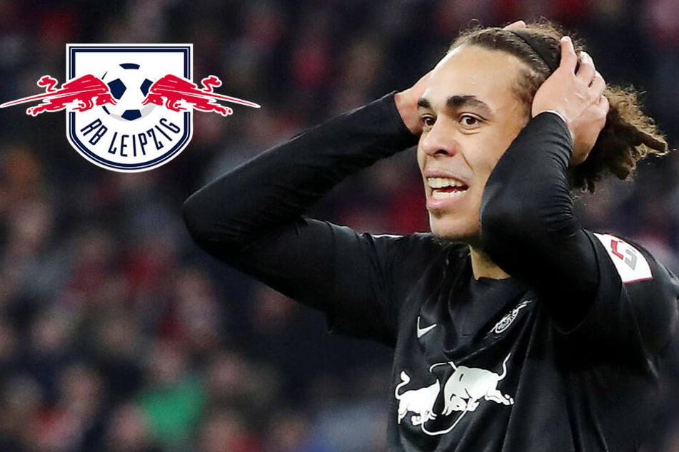 RB Leipzigs Yussuf Poulsen: Ich schneide mir die Dreadlocks ab, wenn...