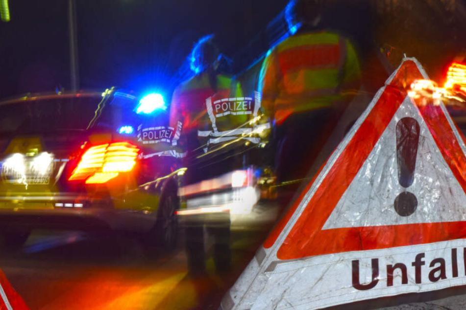 20-Jähriger wird bei Unfall aus Auto geschleudert und stirbt