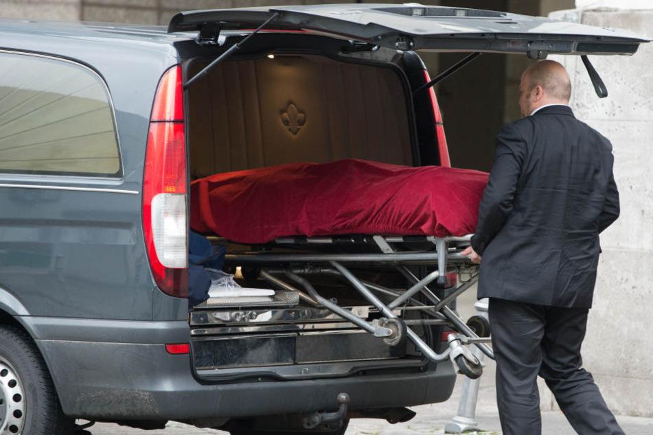 Rentner stirbt in Flammenhölle: Wurde er vor dem Brand ermordet?