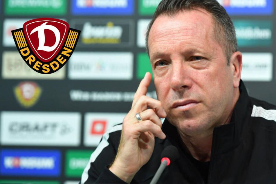 """Dynamo-Coach Kauczinski: """"Ich glaube nicht an Magie, sondern nur an harte Arbeit"""""""