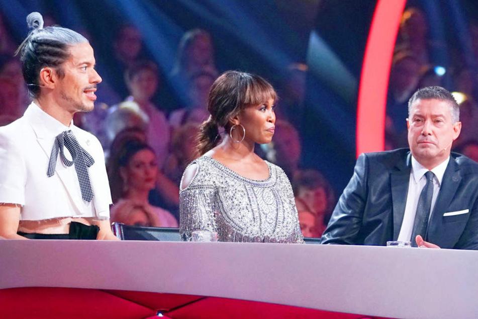 """Nach heftigen Zoffs in der """"Let's Dance""""-Jury: Muss einer gehen?"""
