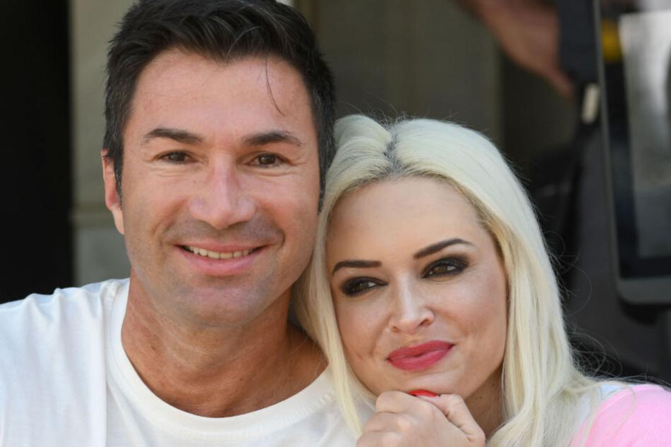 Glückliches Ehepaar? Lucas Cordalis und Daniela Katzenberger.