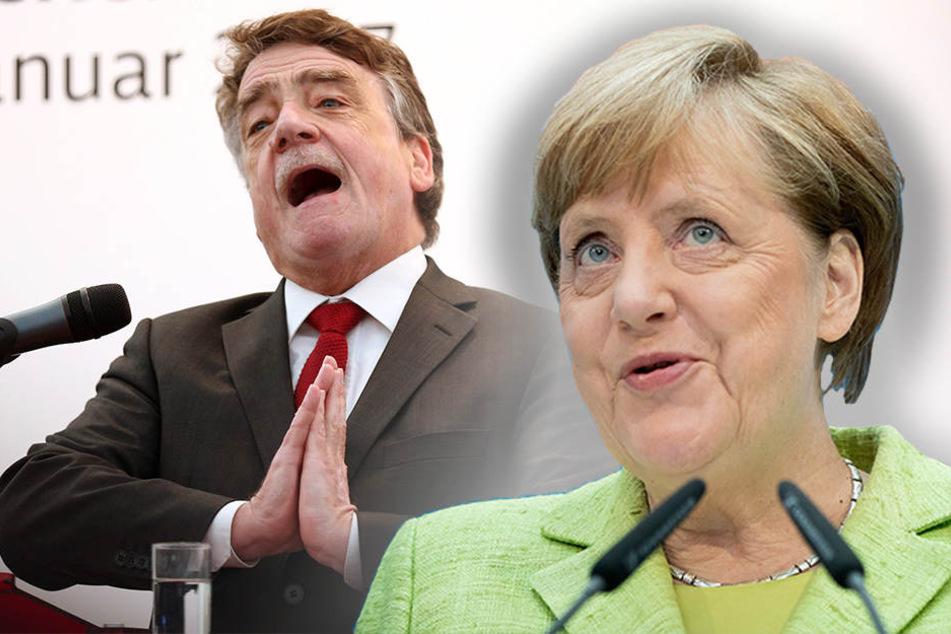 NRW-SPD wehrt sich: Merkel sagt die Unwahrheit