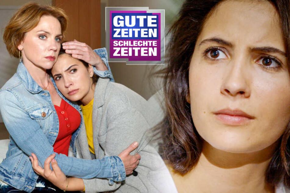 GZSZ-Star verrät: Dann hat sie ihren letzten Drehtag