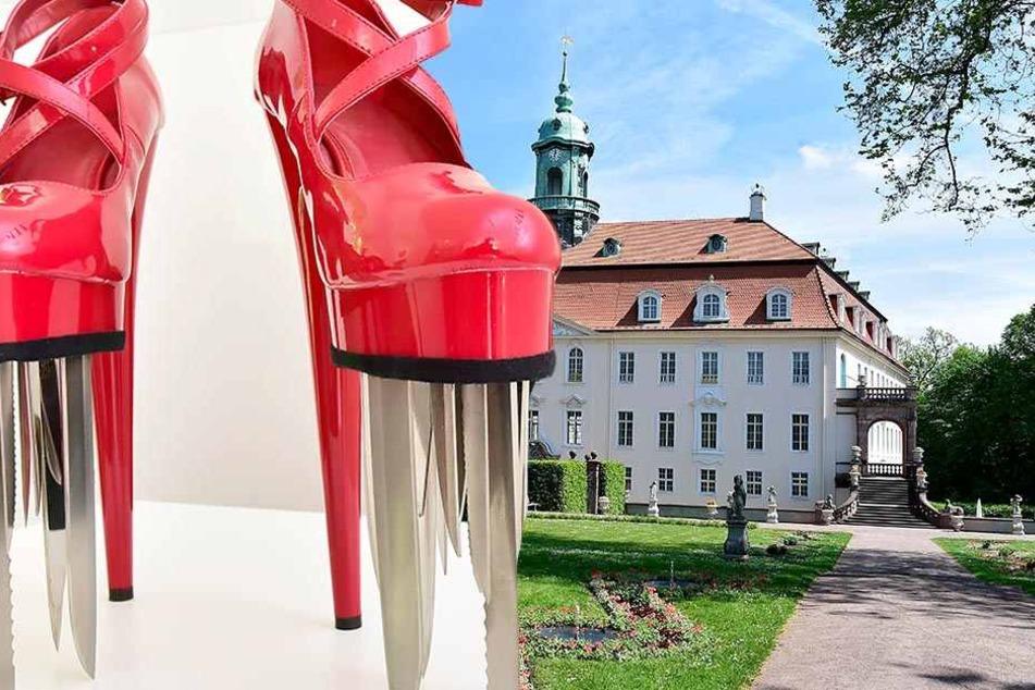 In diesem sächsischen Schloss schlagen Frauenherzen jetzt höher
