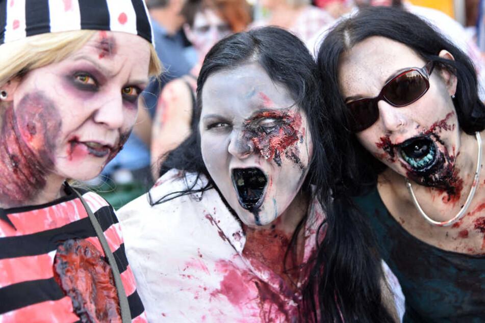 Zombiewalk ulm 2018