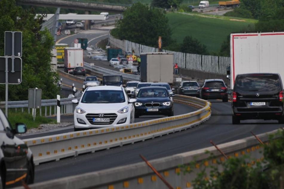 Ab Freitagmittag rollt der Verkehr über einen weiteren Teil der A33.