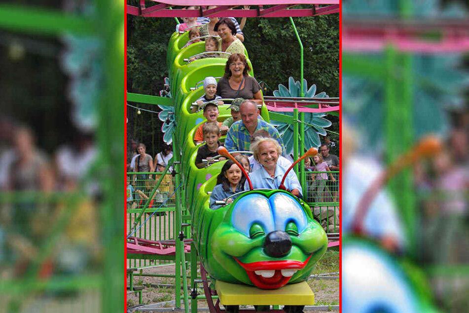 Im Freizeitpark Plohn haben nicht nur Vogtländer ihren Spaß.
