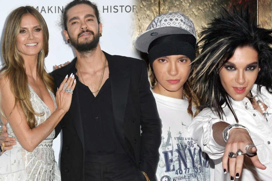 Tom und Bill Kaulitz werden 30! Von Leipzig aus in Heidi Klums Obhut