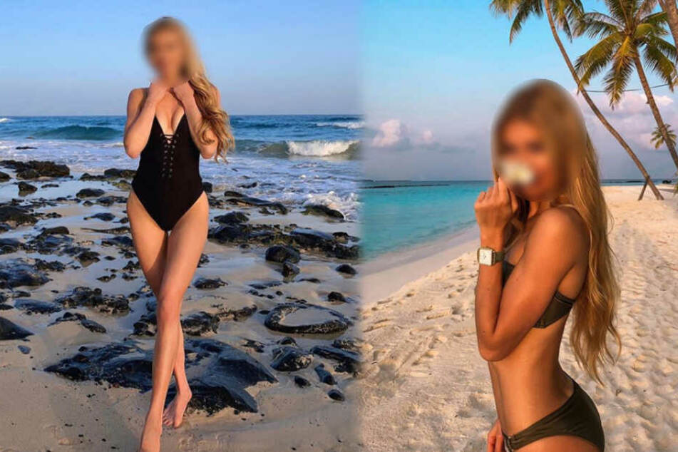 Paradiesisch schön! Welche Sex-Bombe postet heiße Bikini-Bilder von den Malediven?