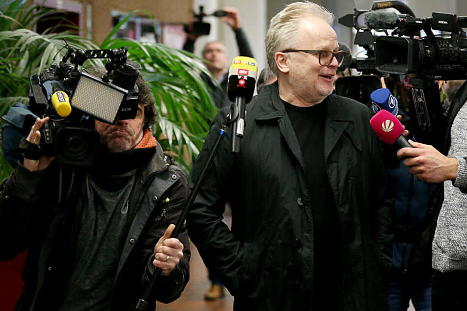 """Herbert Grönemeyer als Zeuge vor Gericht: Treffen mit Fotografen war """"wie Anschlag"""""""