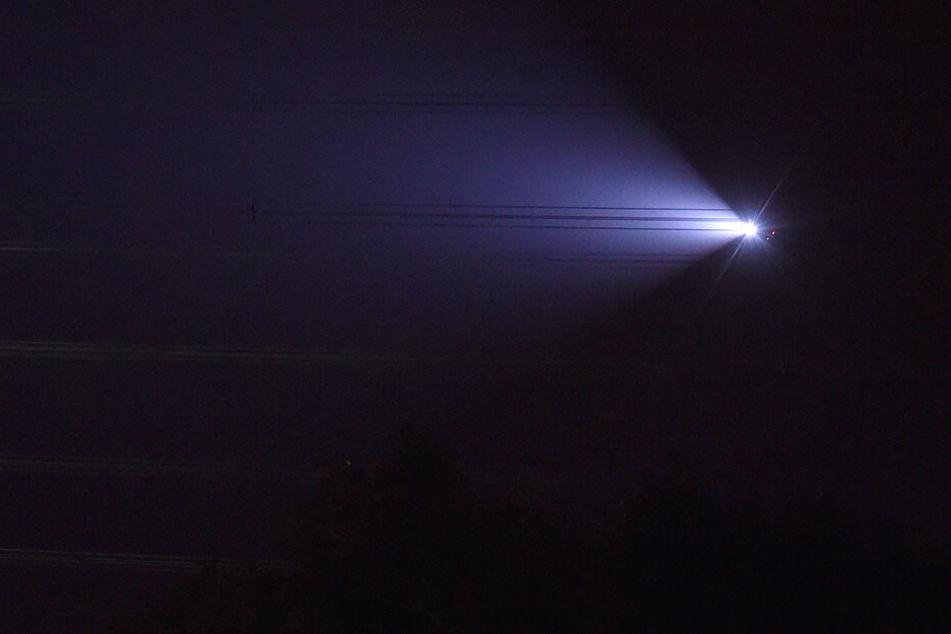 Darum kreiste heute Nacht ein Hubschrauber über Dresden