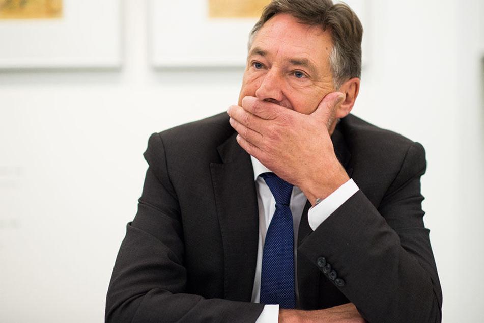 Die Biosphäre Potsdam bereitet den Oberbürgermeister Jann Jakobs erhebliche Kopfschmerzen.