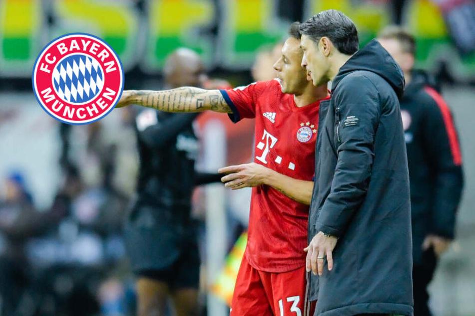 """Bayern-Star Rafinha: """"Nicht erwartet, dass solche Angebote kommen würden"""""""
