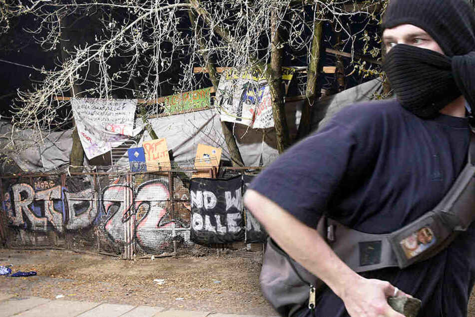"Senat zu ""Köpi 137"": Liegt hier der Ursprung linksextremer Gewalt?"