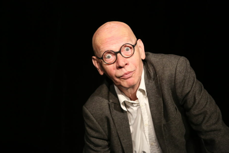 Nach 35 Jahren - Ralf Herzog (66) lädt ein letztes Mal zum Pantomimenfestival ein.