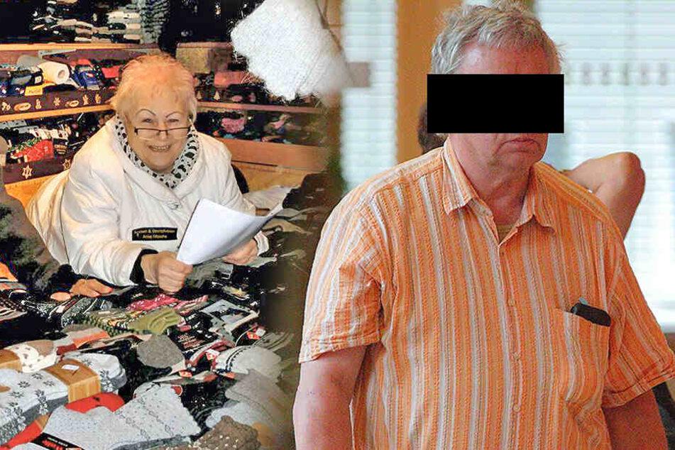 Verkäuferin geschlagen und beleidigt! Auf dem Striezelmarkt gab's auf die Socken