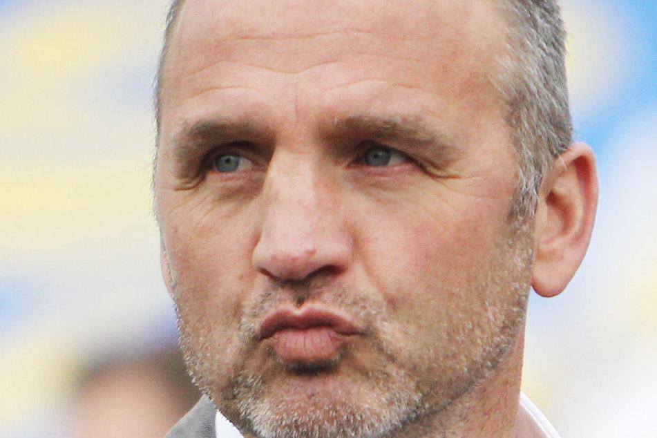 Laut Steffen Ziffert ist der Club auch auf den Zwangsabstieg vorbereitet.